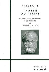 Jackie Pigeaud - Traité du temps - Physique, livre IV, 10-14.