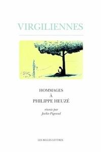 Jackie Pigeaud - Virgiliennes.