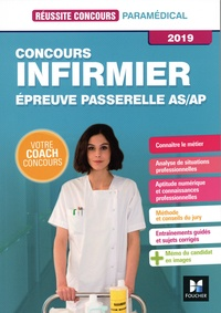 Histoiresdenlire.be Concours infirmier - Epreuve passerelle AS/AP Image