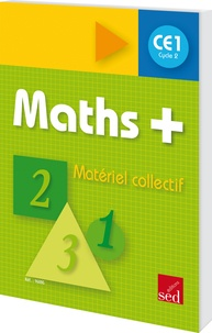 Jackie Regals et Patrick Bérat - Maths + CE1 Cycle 2 - Matériel collectif.