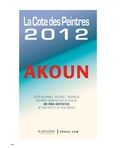 Jacky Akoun et Geneviève d' Hoye - La cote des peintres.