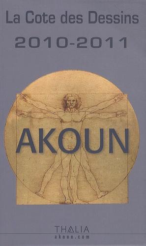 Jacky-Armand Akoun - La cote des dessins, pastels, gouaches et aquarelles.
