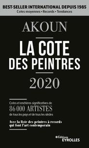 La cote des peintres - Jacky-Armand Akoun |