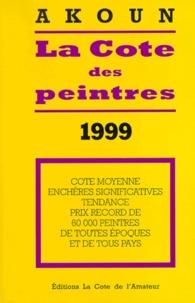 La cote des peintres - Edition 1999.pdf