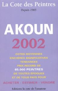 La cote des peintres - Edition 2002.pdf
