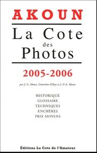 Jacky-Armand Akoun et Geneviève d' Hoye - La Cote des Photographies.