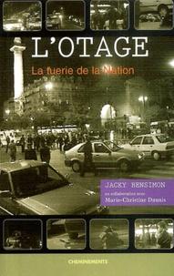 Jacky Bensimon - L'otage - La tuerie de la Nation.