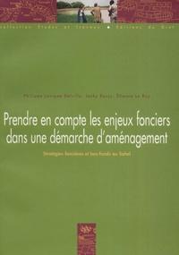 Jacky Bouju et Etienne Le Roy - .