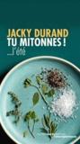 Jacky Durand - Tu mitonnes !... L'été.