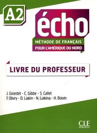 Echo A2 méthode de français pour lAmérique du Nord - Livre du professeur.pdf