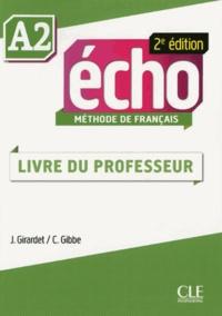 Checkpointfrance.fr Echo A2 - Livre du professeur Image