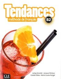 Jacky Girardet et Jacques Pécheur - Tendances B2 Méthode de français. 1 DVD