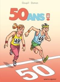 Jacky Goupil et Jack Domon - 50 ans ! en BD.