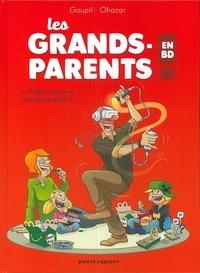 Jacky Goupil et  Ohazar - Les Grands-Parents en BD Tome 2 : Prêts à tout pour les petits enfants !.