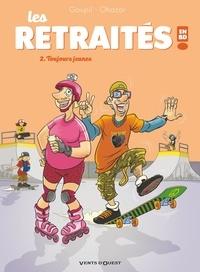 Jacky Goupil et  Ohazar - Les retraités en BD Tome 2 : Toujours jeunes.