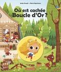 Jacky Goupil et Marie Kyprianou - Où est cachée Boucles d'Or ?.