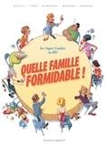 Jacky Goupil et Christian Godard - Quelle famille formidable !.