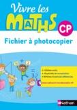 Jacky Jardy et Jacqueline Jardy - Vivre les maths CP - Fichier à photocopier.