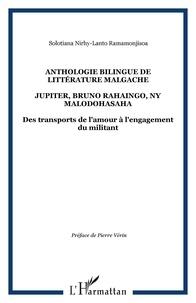 Jacky Simonin - Anthologie bilingue de la littérature malgache.
