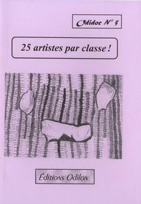 Jacky Varenne - 25 artistes par classe !.