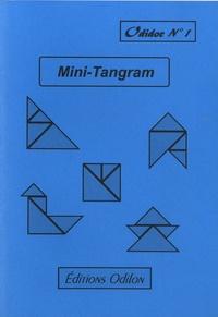 Jacky Varenne - Mini-tangram.