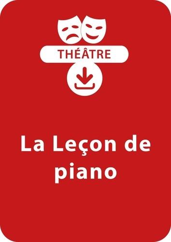 Jacky Viallon - THEATRALE  : La leçon de piano - Une pièce de théâtre à télécharger.