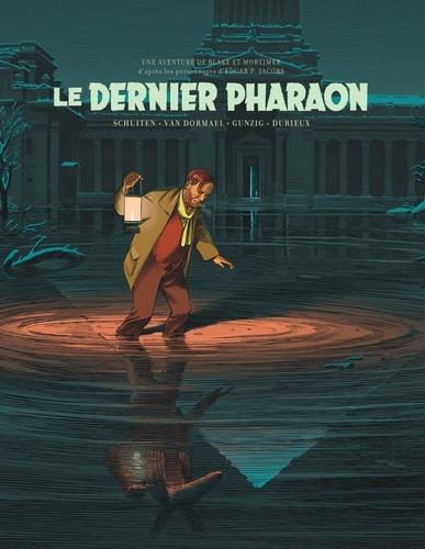 Les aventures de Blake et Mortimer  Le dernier pharaon -  -  Edition collector