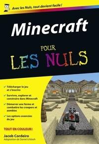 Jacob Cordeiro - Minecraft pour les Nuls.