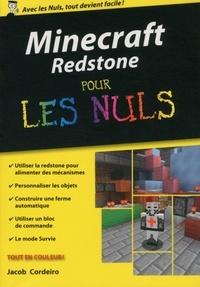 Jacob Cordeiro - Minecraft Redstone pour les nuls.