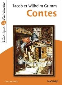 Jacob Grimm et Wilhelm Grimm - Contes.