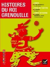 Jacob Grimm et Jakob et Wilhelm Grimm - Histoires du roi grenouille - CM1.