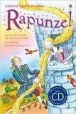 Jacob Grimm et Wilhelm Grimm - Rapunzel. 1 CD audio