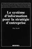 Jacob - Le système d'information pour la stratégie d'entreprise.