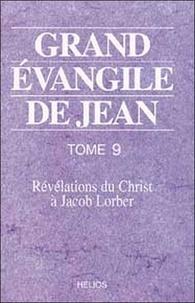 Deedr.fr Grand évangile de Jean - Tome 9, Révélations du Christ à Jacob Lorber Image