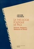 Jacob Taubes - .