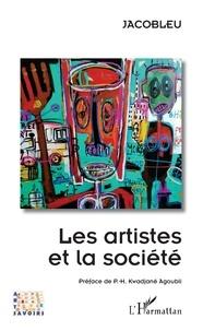 Jacobleu - Les artistes et la société.
