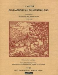Du Glasborn au Schoenenklang - Chronique des marcairies de la Vallée de Munster 1490-1847.pdf