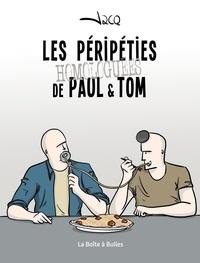 Jacq - Les péripéties homologuées de Paul & Tom.