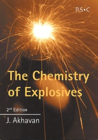 Galabria.be The Chemistry of Explosives Image