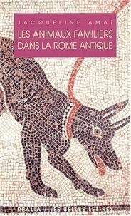 Accentsonline.fr Les animaux familiers dans la Rome antique Image