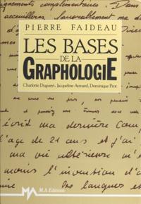 Jacqueline Aymard et N. Boille - Les bases de la graphologie.