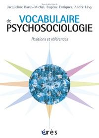 Checkpointfrance.fr Vocabulaire de psychosociologie - Références et postions Image