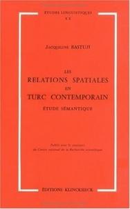 Les relations spatiales en turc contemporain - Etude sémantique.pdf