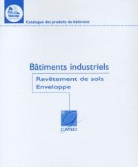 Jacqueline Bauerhofer - Bâtiments industriels.