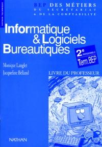 Jacqueline Belland et Monique Langlet - .