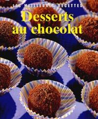 Jacqueline Bellefontaine - Desserts au chocolat.
