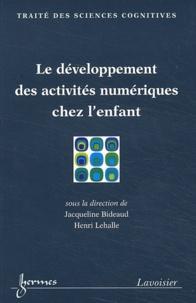 Jacqueline Bideaud et Henri Lehalle - .