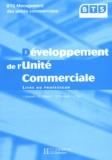 Jacqueline Brassart et Ugo Brassart - Développement de l'unité commerciale BTS MUC - Livre du professeur.
