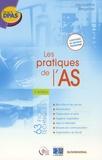 Jacqueline Bregetzer - Les pratiques de l'AS.