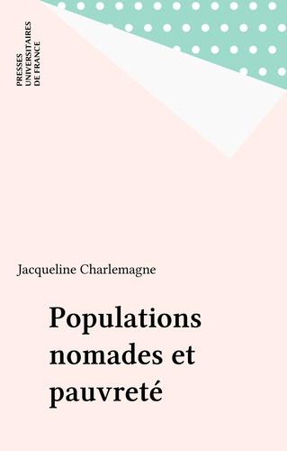Populations nomades et pauvreté